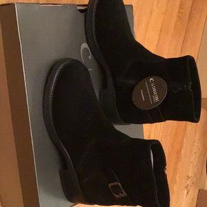 New La Canadienne ankle boots